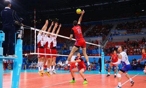 مهم ترین تکنیک برای حمله در والیبال