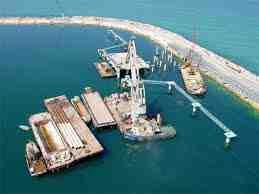 مقاله معماری اسکله های دریایی و اهمیت آنها