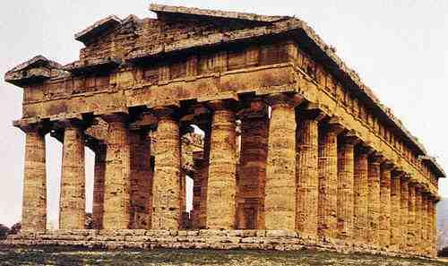 مقاله معماری یونان