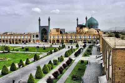 مقاله در مورد اماکن تاریخی در استان اصفهان