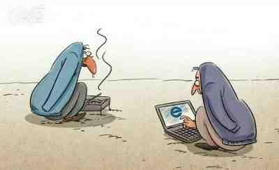 مقاله رابطه بین اعتیاد به اینترنت و خلق و خو میان کاربران اینترنت