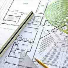 گزارش کارآموزی نقشه کشی در دفتر فنی مهندسی
