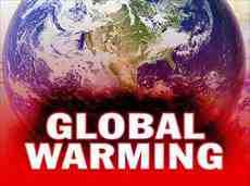 پاورپوینت گرمایش جهانی