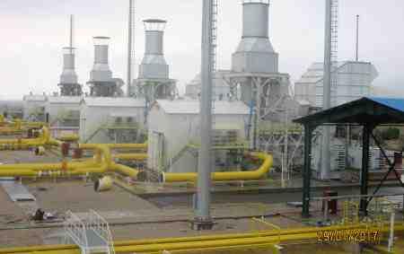 گزارش کارآموزی ایستگاه های گاز