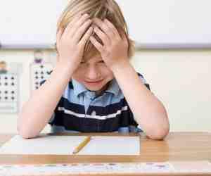 پاورپوینت اضطراب امتحان در دانش آموزان