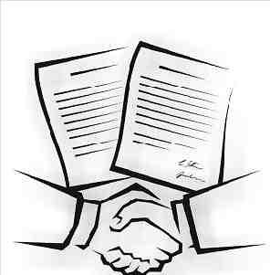 دانلود بانک نمونه قراردادها و فرم ها
