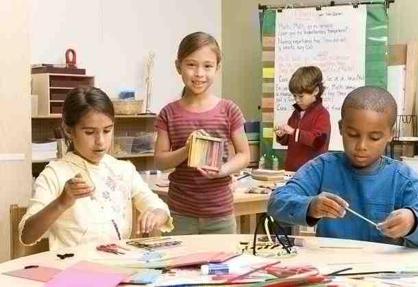 تاثیر تشویق در یادگیری دانش آموزان ابتدایی
