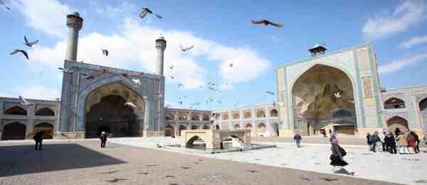 مقاله مسجد امام اصفهان