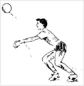 مقاله والیبال تکنیک تاکتیک