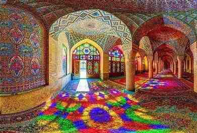 مقاله جایگاه زیبا شناسی در معماری اسلامی