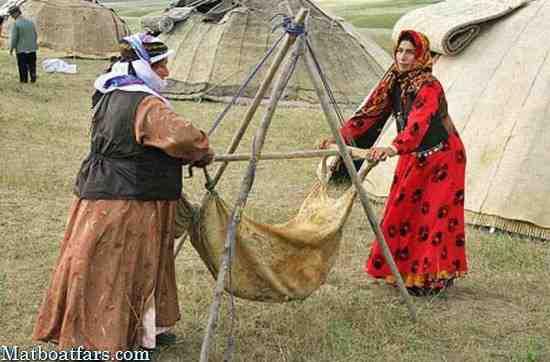 تحقیق در مورد عشایر استان فارس