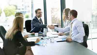 پاورپوینت مذاکرات تجاری و سازمانی