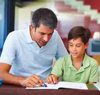 مقاله نقش خانواده در پیشرفت تحصیلی