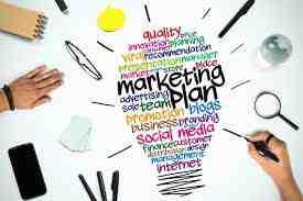 دانلود نمونه اول و کامل طرح بازاریابی (مارکتینگ پلن) Marketing plan فارسی