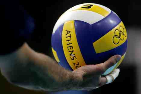 تحقیق در مورد ورزش والیبال