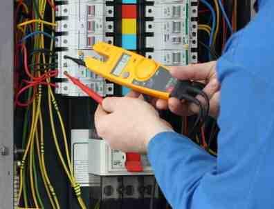 گزارش کارآموزی برق ساختمان