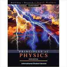 دانلود کتاب حل المسائل فیزیک هالیدی