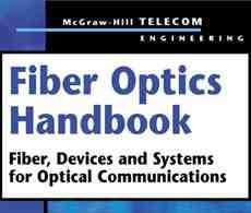 هندبوک فیبر نوری FIBER OPTICS HANDBOOK