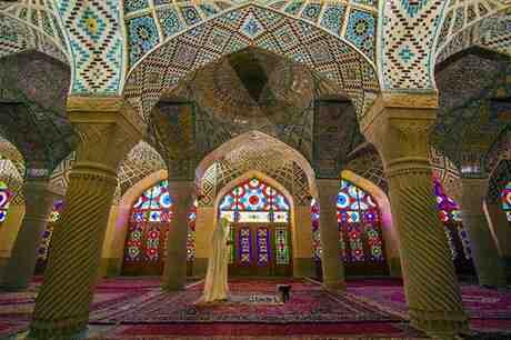 پاورپوینت معماری ایران قبل از اسلام و بعد از اسلام