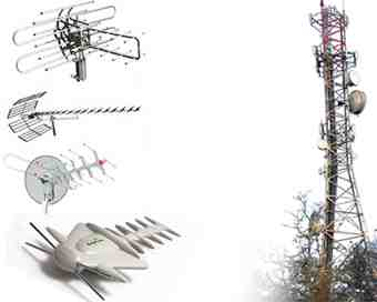 مقاله آنتن و شبکه های رادیویی