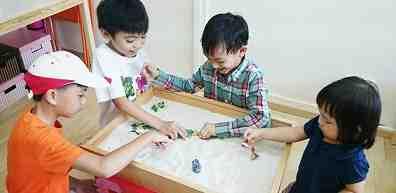 بررسی تاثیر بازی درمانی در درمان کودکان بیش فعال