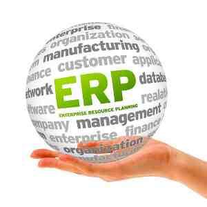 مقاله تاثیر ERP در SCM
