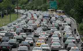 دانلود مقاله ترافیک شهری
