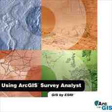 کتاب کاربرد نرم افزار Arc GIS در تحلیل نقشه ها (زبان اصلی)