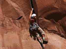 دانلود مقاله آموزش صخره نوردی