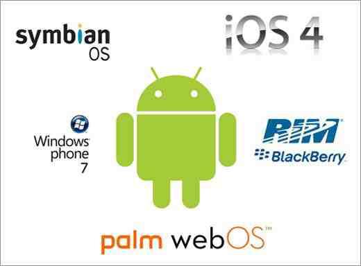 مقاله بررسی سیستم عامل های موبایل