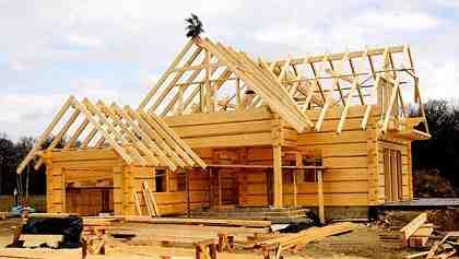مقاله کاربرد چوب در ساختمانها و پل ها