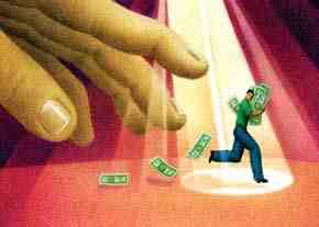 مقاله فرار مالیاتی