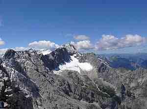 مقاله مناطق کوهستانی