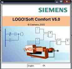 نقشه های PLC مدار فرمان با نرم افزار لوگو logo soft comfort