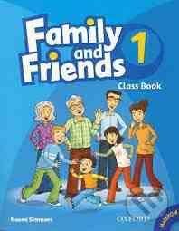 نمونه سوالات استاندارد Family and Friends 1