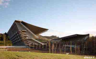 مقاله همزیستی هنر معماری