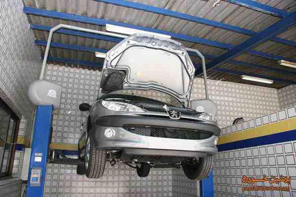 گزارش کارآموزی در تعمیرگاه خودرو (پیکان – پژوآردی)