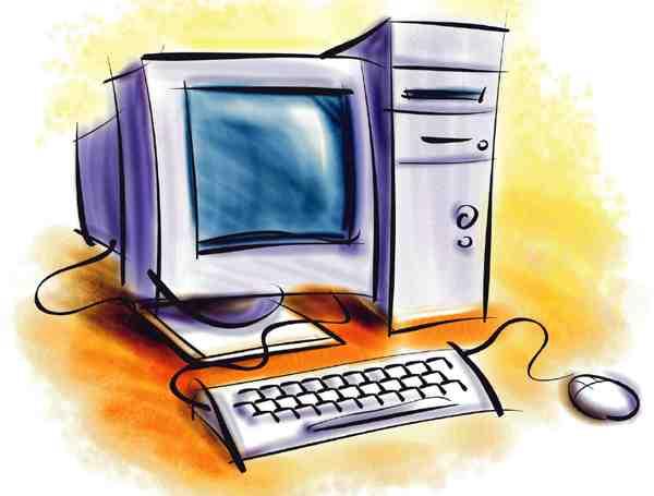گزارش کارآموزی کامپیوتر در شرکت فنی و مهندسی