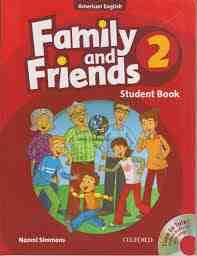 نمونه سوالات استاندارد Family and Friends 2