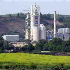 پاورپوینت آلودگی ناشی از کارخانه سیمان