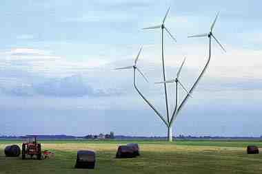تحقیق انرژی بادی