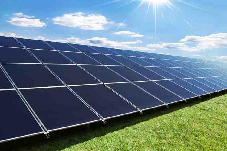 مقاله انرژی خورشیدی