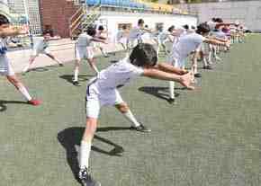 مقاله تربیت بدنى و ورزش در مدارس