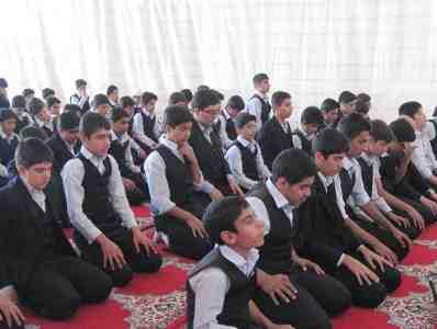 تحقیق تربیت دینی دانش آموزان
