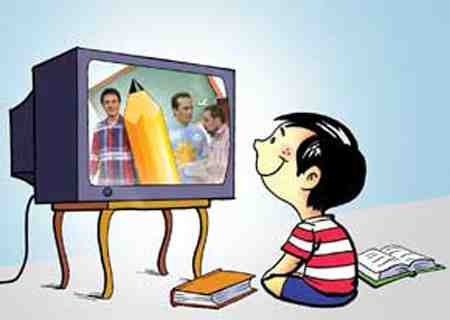 مقاله در مورد تلویزیون و کودک