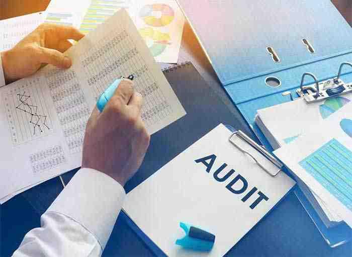 مقاله حسابرسی (Audit) در حسابداری و روشهای آماری آن