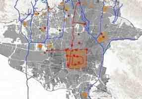 مقاله شبکه شهری