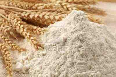 گزارش کارآموزی آیین کار جهت تعیین ضریب ته نشینی (زلنی) برای گندم و آرد