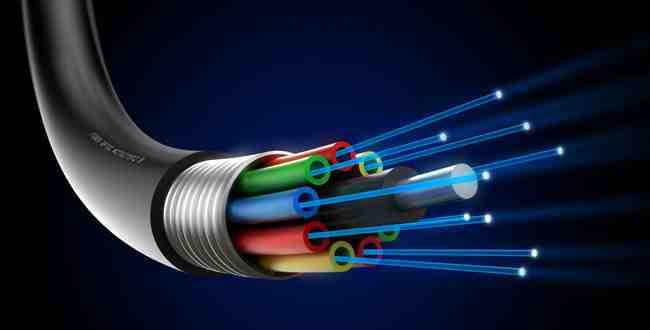 مقاله فیبر نوری در شبکه ارتباطات زیرساخت