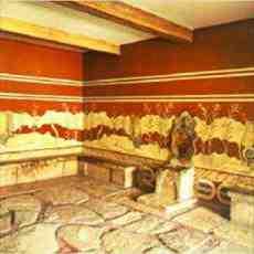 پاورپوینت تاریخچه مبلمان یونان و روم باستان